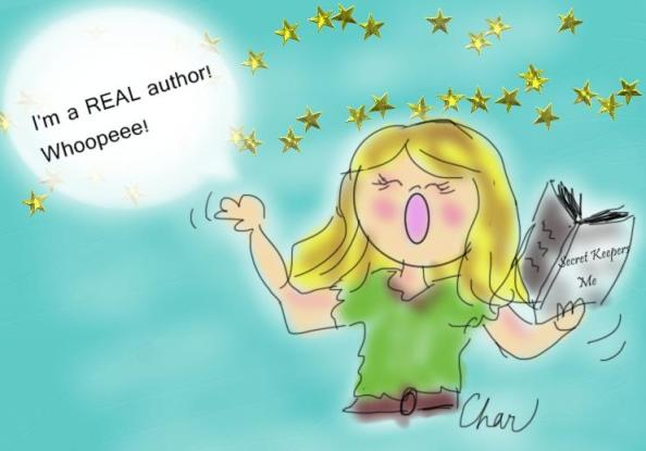author cartoon2