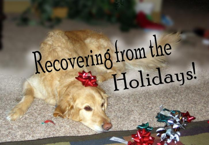 recovering holidays