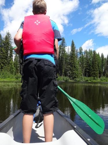 Gondola Ride through Idaho