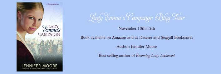 Lady Emma Campaign Banner