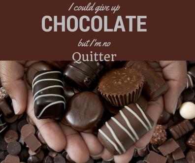 no quitter