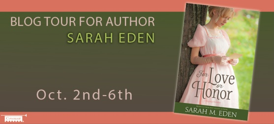 For Love or Honor Blog Tour
