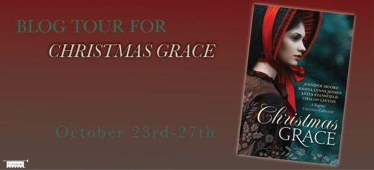 Christmas Grace Blog Tour
