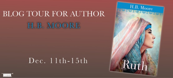 Ruth Blog Tour Banner