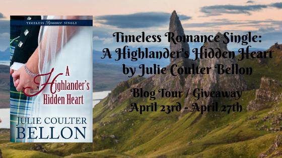 A Highlander's Hidden Heart banner