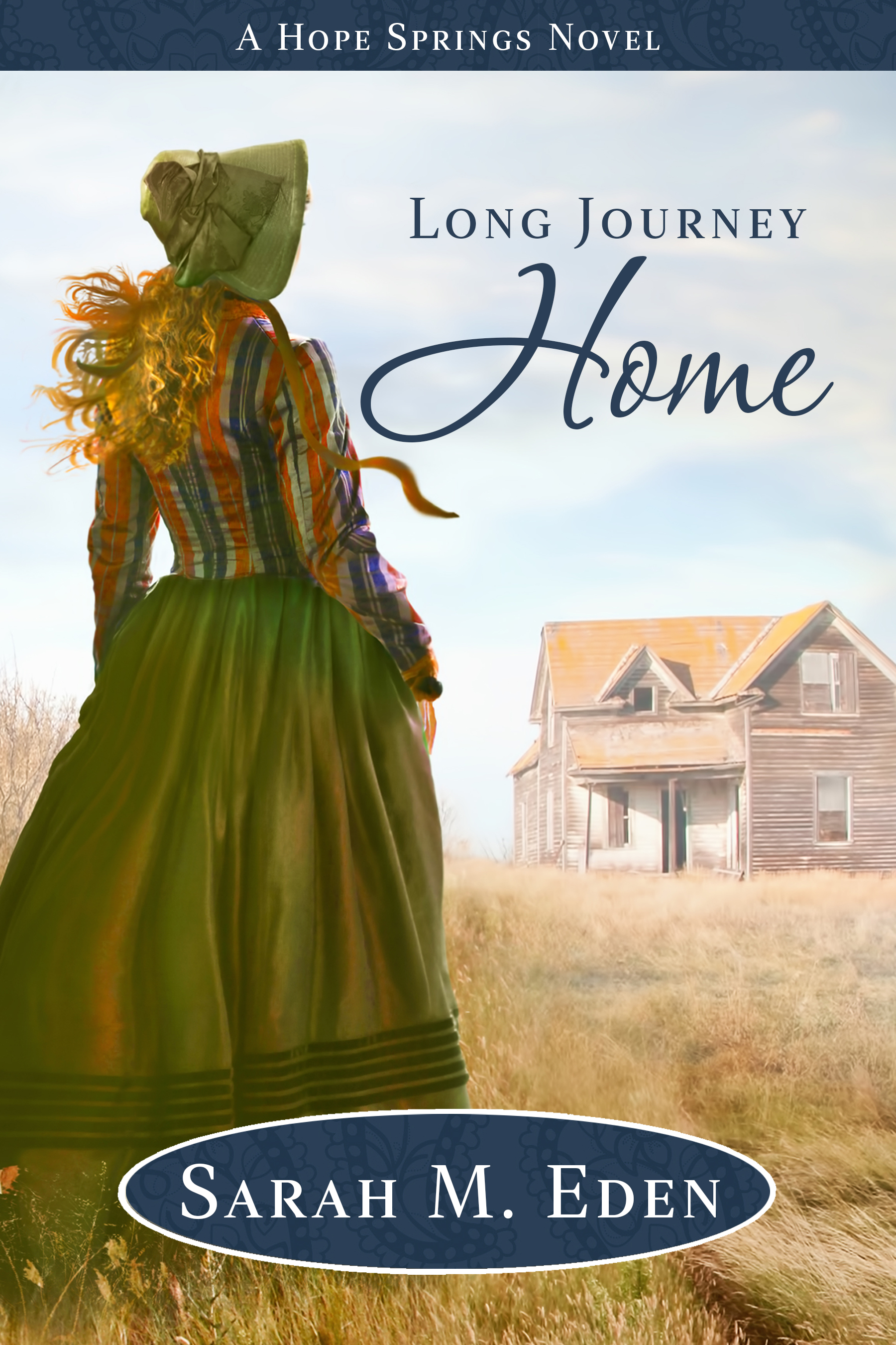 Long Journey Home KINDLE COVER
