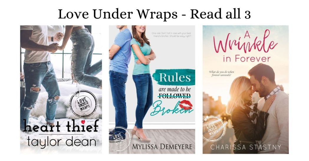 Love Under Wraps - Read all 3